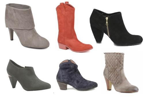 chaussures-vertes